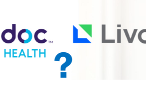 Thoughts on the TDOC/LVGO Merger