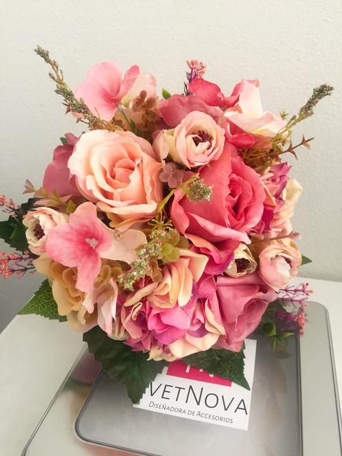 Quince Flower Bouquet