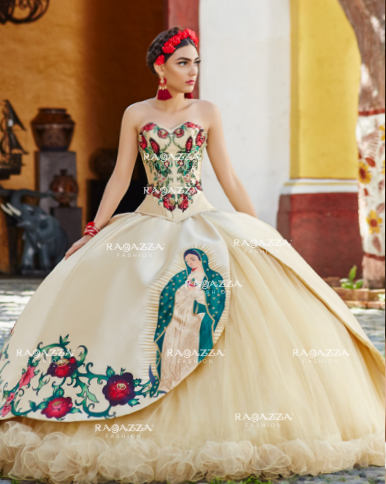 0e368d661 Vestido Ragazza Fashion M11-111 Lupita