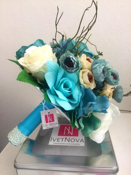 Quinceanera Flower Bouquet
