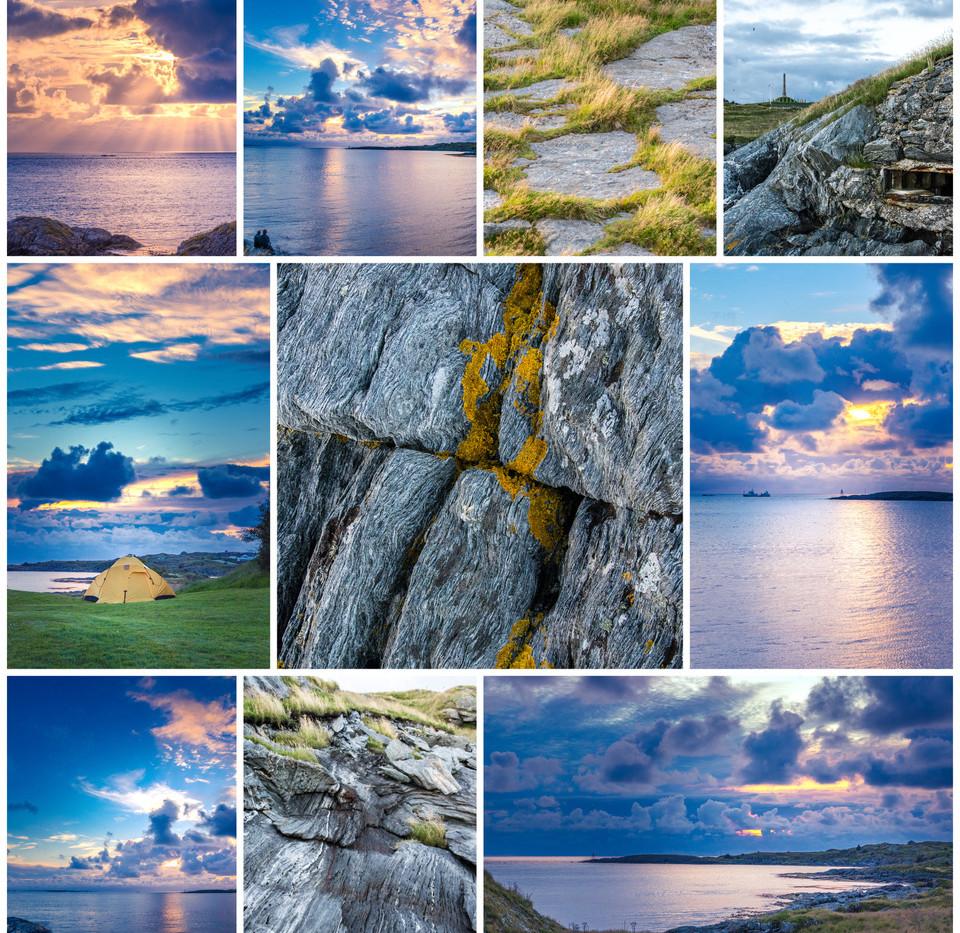 Norwegen Quadratisch