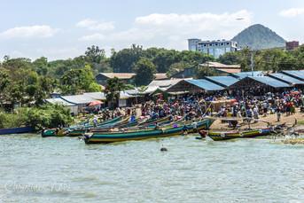 Hafen Kenia