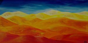 Wüstenruhe