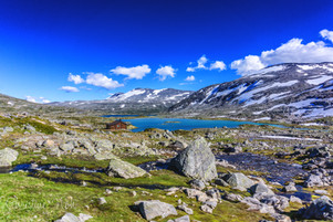 Berge Norwegen