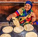 iStock-499781514_woman cooking flatbread