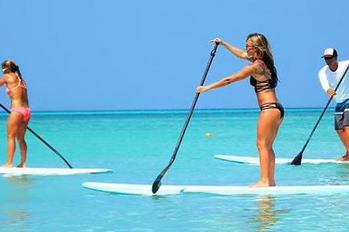 Tour + Paddel Surf