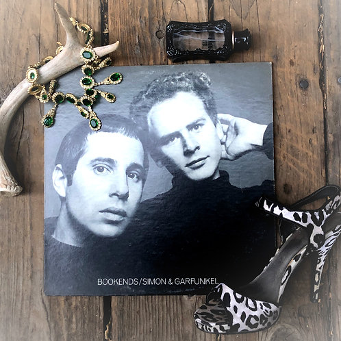 "Simon & Garfunkel, ""Bookends"" - Vintage Vinyl"
