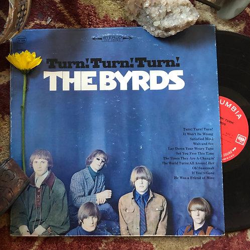 """The Byrds, """"Turn, Turn, Turn"""" -Vintage Vinyl"""