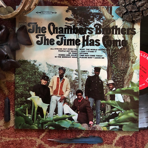 "The Chambers Brothers, ""The Time Has Come"" - Vintage Vinyl"