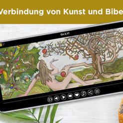 La aplicación de la Biblia de Wiedmann