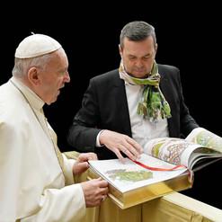 Papst Franziskus I Vatikan I Die Wiedmann