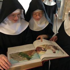 Kloster Fulda Bibelübergabe I Wiedmann Bibel