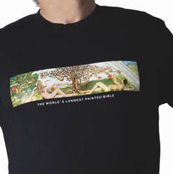 La camiseta de la Biblia de Wiedmann