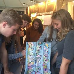 Wiedmann Bibel am Kirchentag in Wittenberg