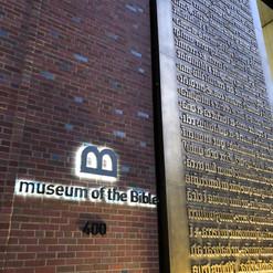 Museum of the Bible Washington D.C. Wiedmann Bibel