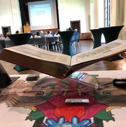 Simposio Arte y Religión Bonn I Biblia de Wiedmann