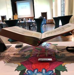 Symposium Kunst und Religion Bonn I Wiedmann Bibel