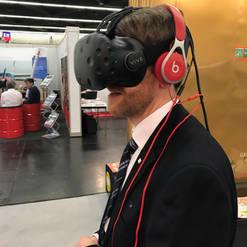 Gafas de realidad virtual I Biblia de Wiedmann