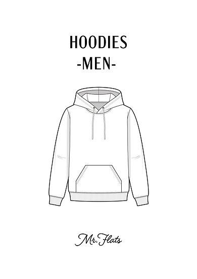 Hoodies - Men