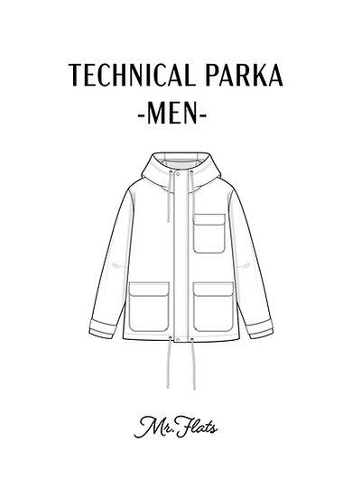 Technical Parka - Men