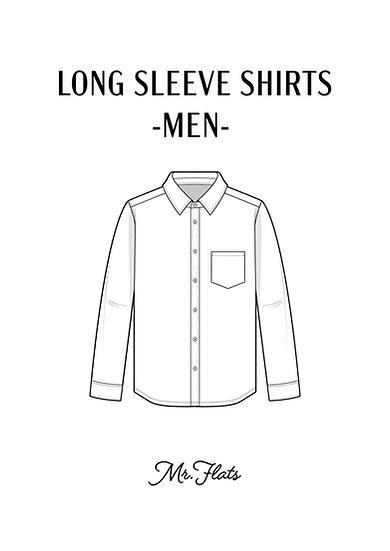 Long Sleeve Shirts - Men
