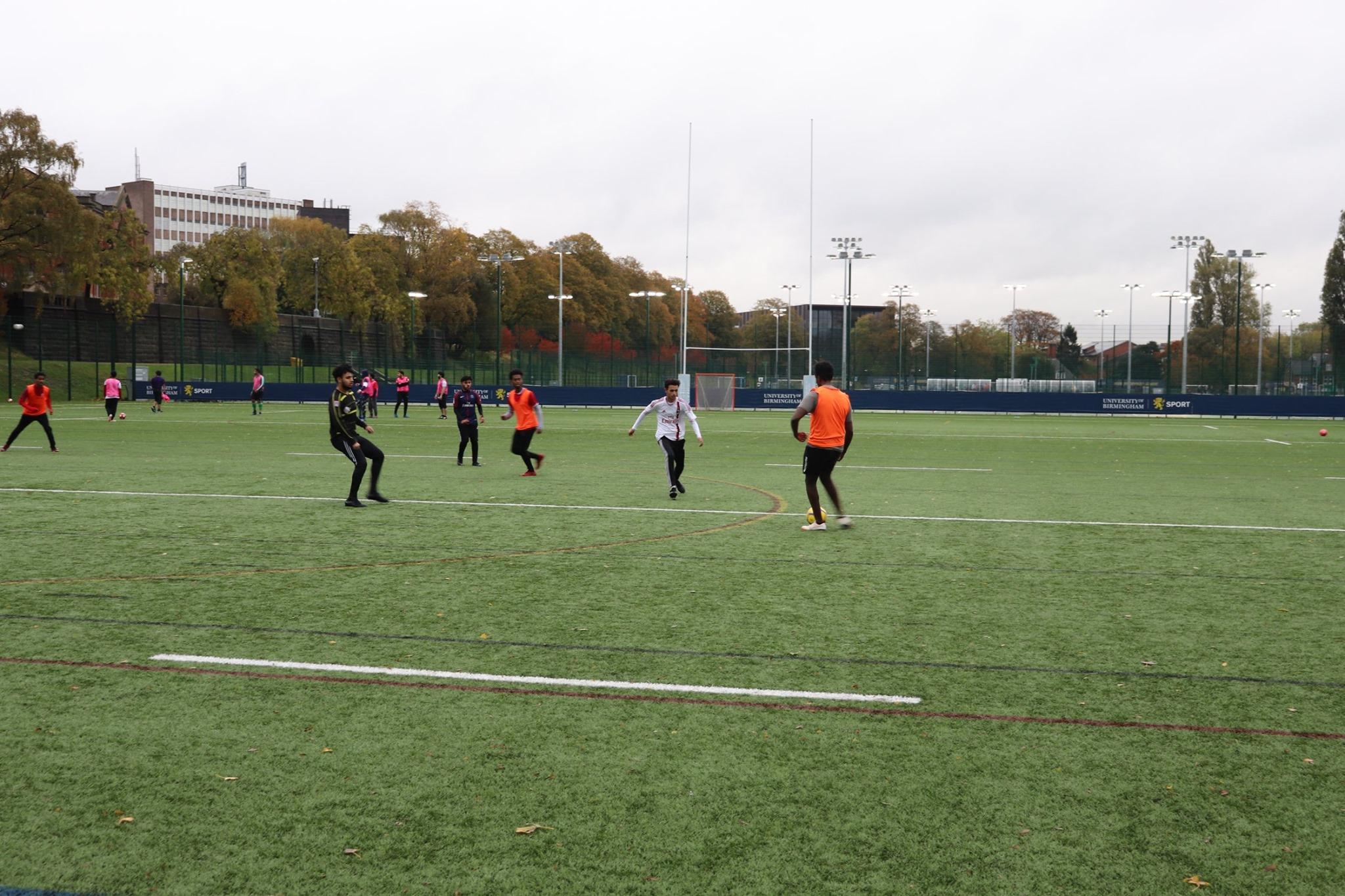 Charity Week Football Tournament