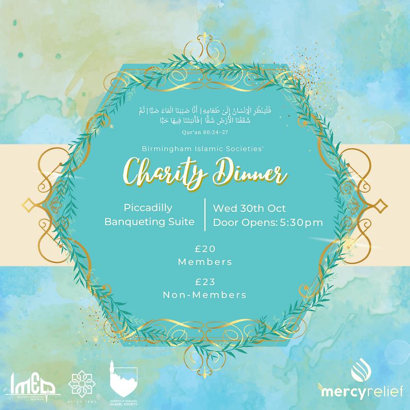 Birmingham Islamic Societies' Charity Dinner