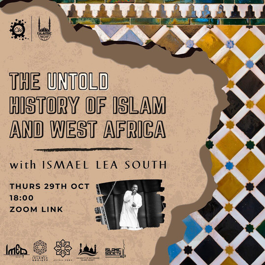 The Untold History of Islam and West Afr