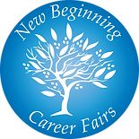 New Beginning Career Fairs logo 3x450.pn