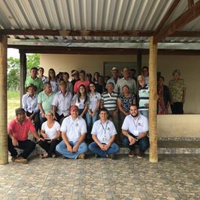 Visita à Comunidade do Sapé