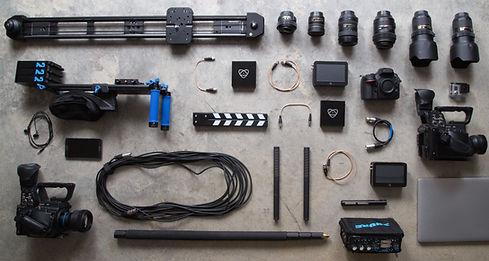 Film Equipment, Photography