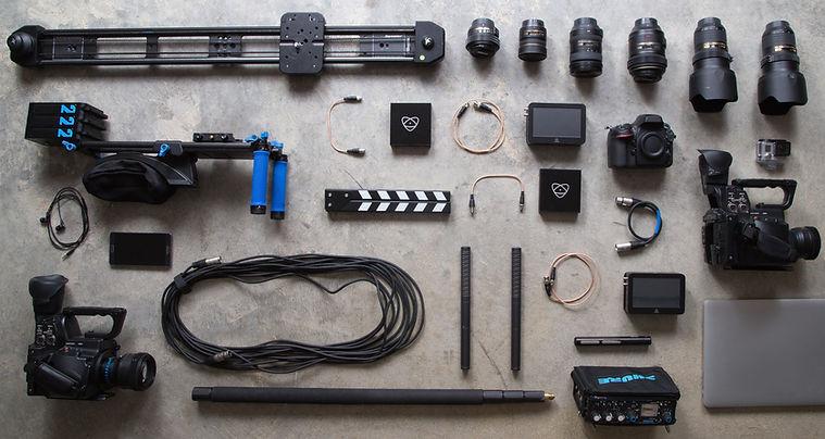 Film Equipment Gears