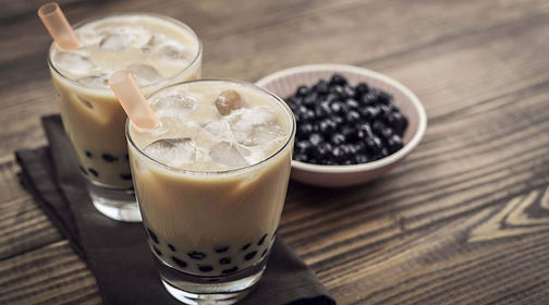 homemade_tapioca_root_Chinese_bubble_tea