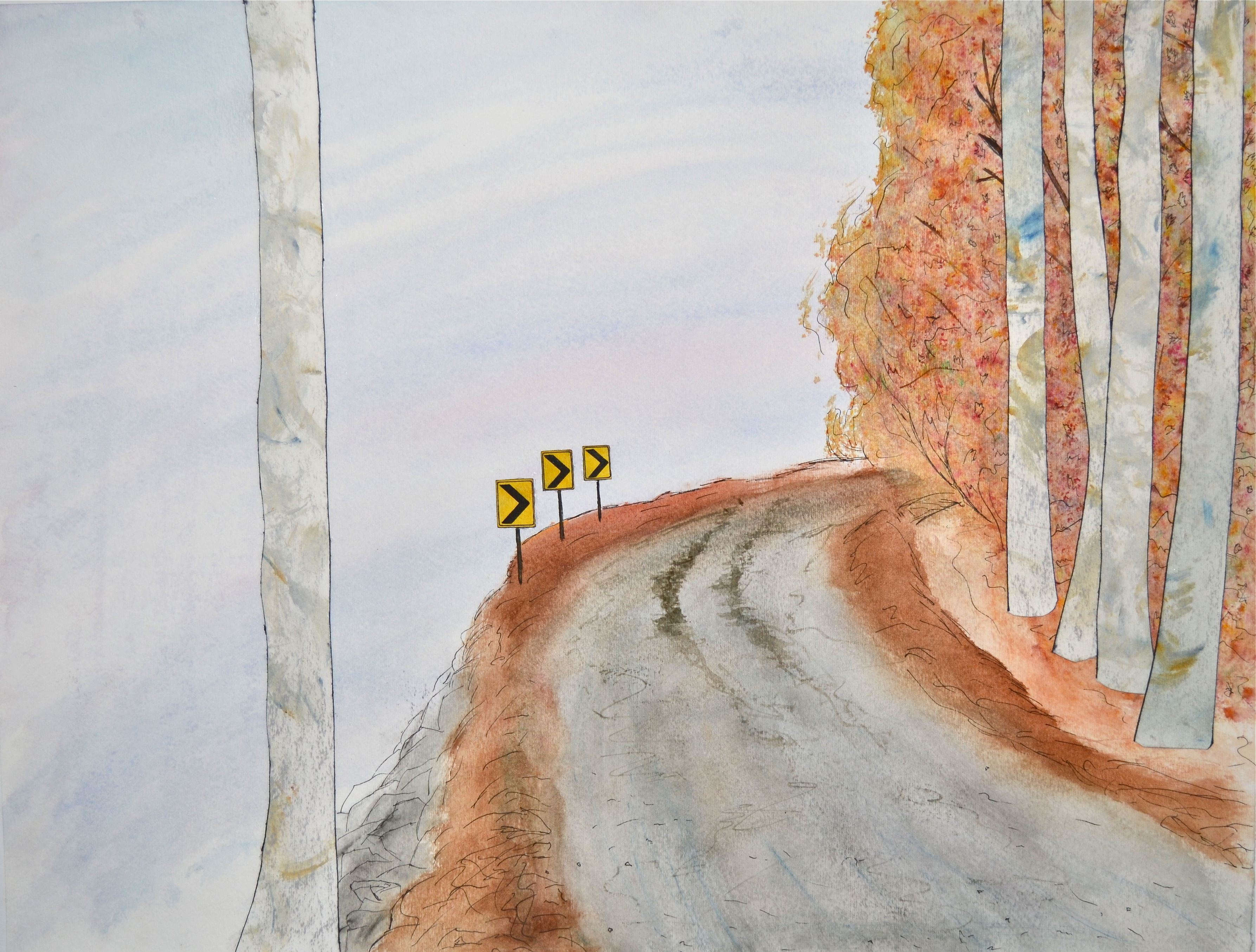 Birch Tree Highway Album Art
