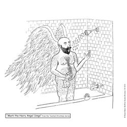 Mark The Hairy Angel Sings