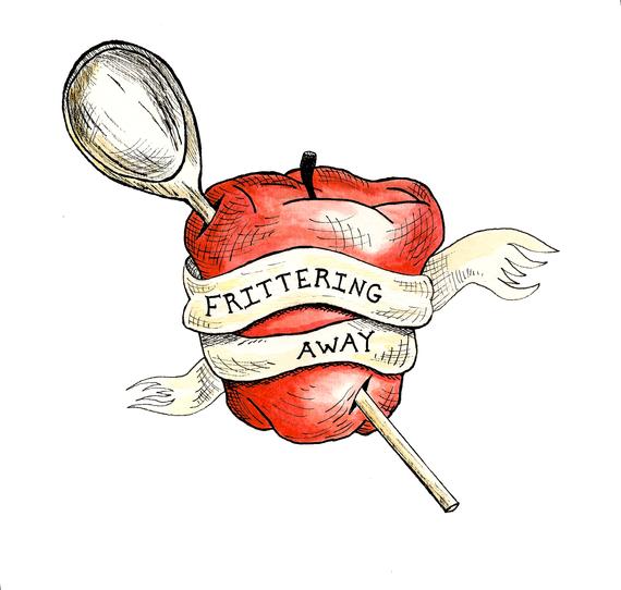 Frittering Away Logo
