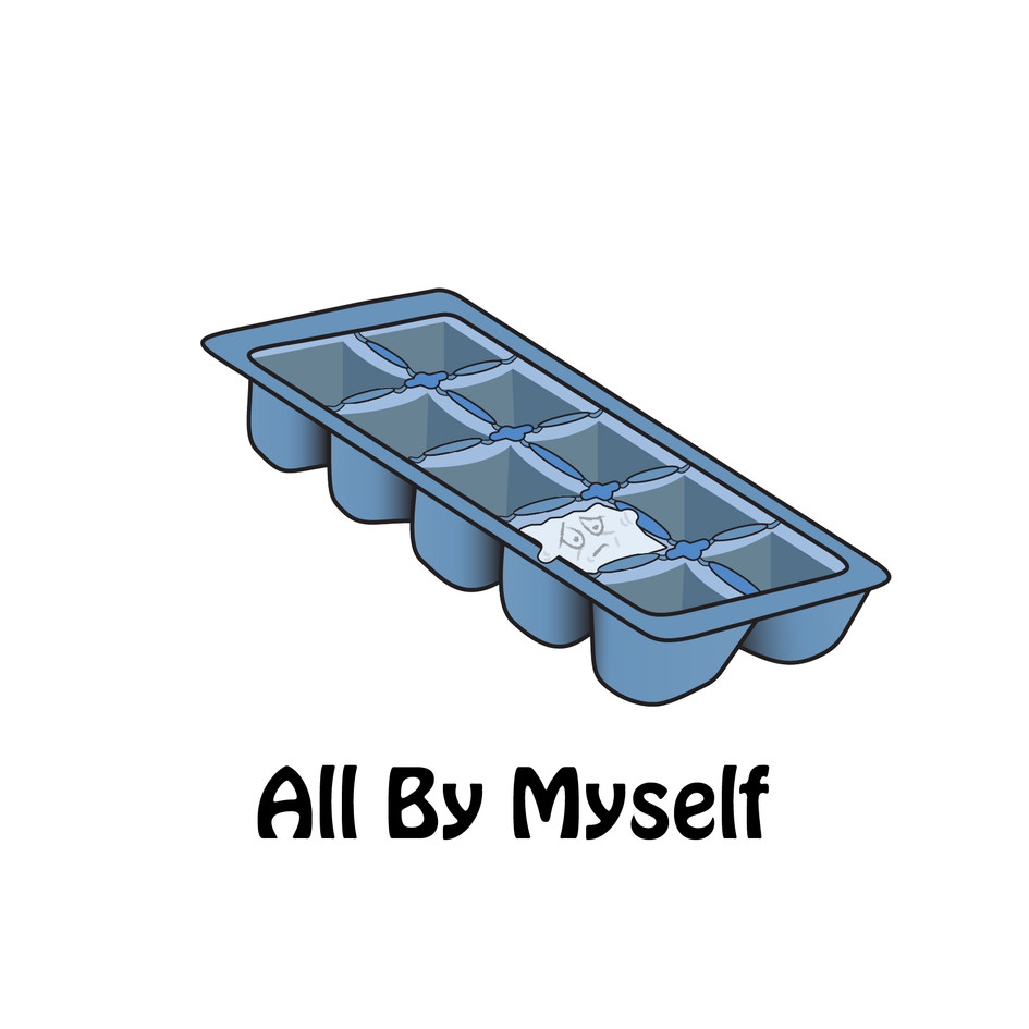All By Myself_T Shirt