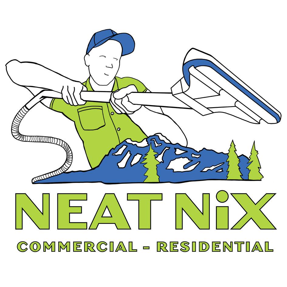 Neat Nix Print Logo