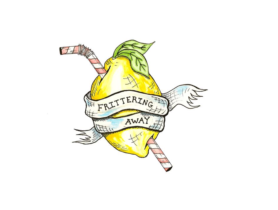 Frittering Away Lemonade