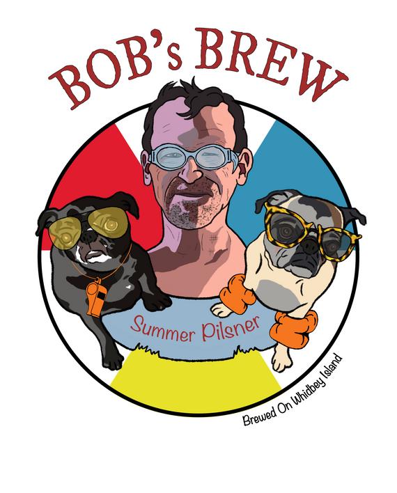 Bob's Brew Logo_Summer Pilsner