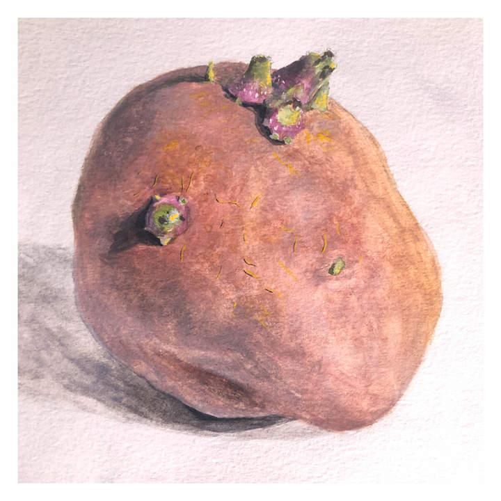 Kelen's Potato with Eyes