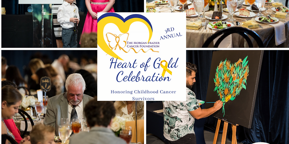 3rd Annual Heart of Gold Celebration