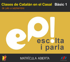 Classes de Català BÀSIC-1