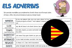 L'adverbi i les locucions adverbials (e)