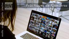 Práctiques de conversa en línia