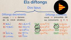 Els diftongs (e)