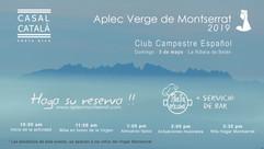 Aplec Virgen de Montserrat