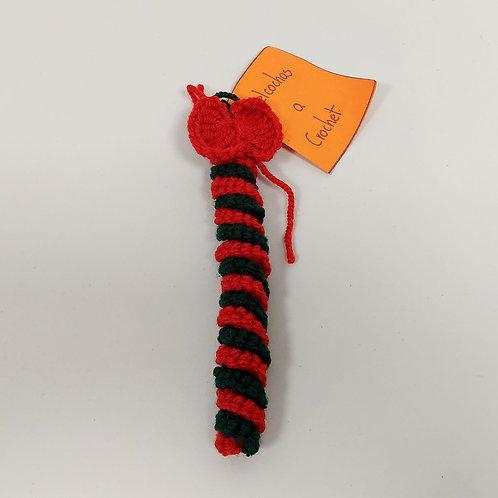 Melcocha a crochet