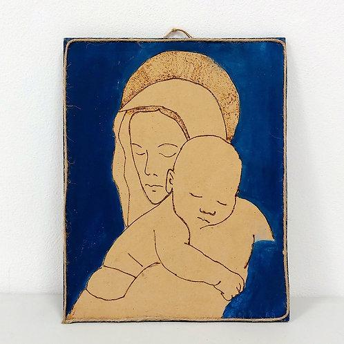 Cuadro Virgen con Niño