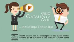 Visión de Cataluña, hoy - debate abierto